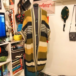Long Oversized Sweater